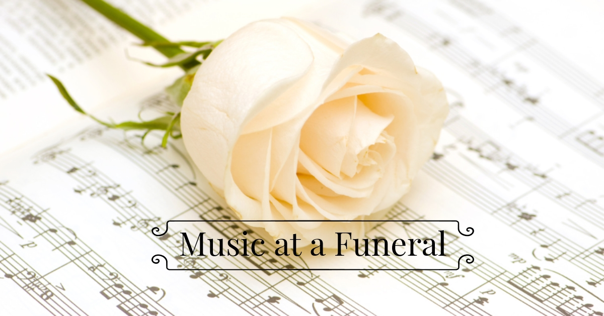 Music at a Funeral